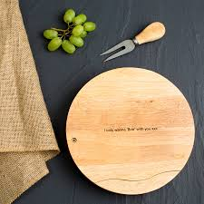 personalised dad you re grate cheese board gift