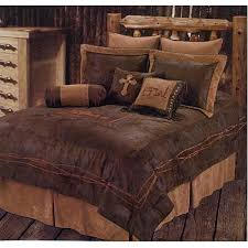Western Rustic Country Praying Cowboy Comforter Cross Bedding Set Country Style King Size Comforter Sets
