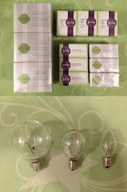 Scentsy 20 Watt Replacement Light Bulbs Candle Holders And Accessories 16102 Scentsy Brand