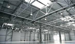 hi bay lights modular led high light lighting warehouse mission parade of san go ca
