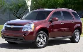 2009 Chevrolet Equinox - Information and photos - ZombieDrive