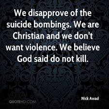 Christian Quotes About Suicide Best Of Nick Awad Quotes QuoteHD