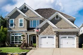 raynor garage doorsShowCase steel residential garage doors  features  Raynor Garage