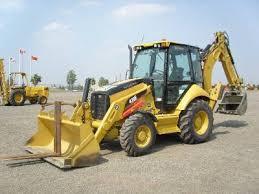 caterpillar 420e loader backhoe