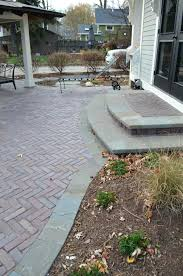 full size of how to do a stone patio yourself brick paver patio steps stone paver