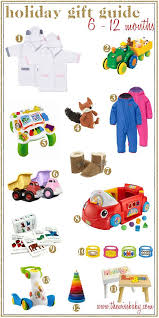 Vacation Present Information: 6-12 Months  The Sensible Child. >>> Kids  ChristmasOne Year Old ...