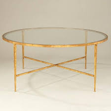 modern gold coffee table round gold glass coffee table best modern glass top round gold coffee