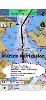 Gps Charts Marine I Boating Marine Charts Gps On The App Store