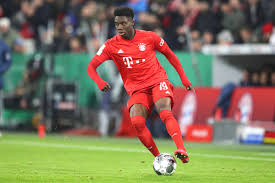 This includes the entire history of the fifa women's world cup as well as recent domestic league seasons from nine countries. Bayern S Alphonso Davies Controls The Ball During The German Soccer Cup Dfb Pokal Match Betwe Las Vegas Review Journal