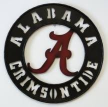 >skillful design alabama wall decor art crimson tide logo decal  pretty inspiration alabama wall decor inspiring amazon com 32 crimson tide art metal for office