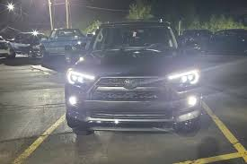 4runner Morimoto Fog Lights 2014 T4r Tri Led Projector Sequential Headlights Page