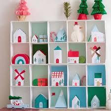 Advent -calendar Christmas village by <b>Meri Meri</b> // Адвент ...