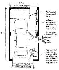single car garage size various 2 car garage dimensions typical garage size standard 2 car garage