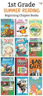 beginning chapter books for 1st graders