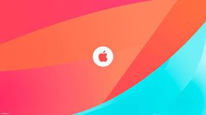 colorful apple logos. apple ios mac colorful logos e
