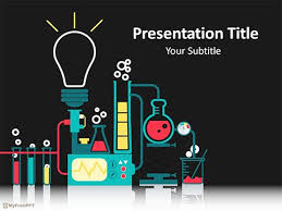 Science Powerpoint Template Free Download Ready To Use Free Science Laboratory Powerpoint