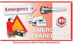 Emergency Preparedness Merit Badge Chart September Online Roundtables Emergency Preparedness
