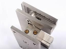 m611 hydraulic glass door hinge