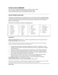 Template: Description Template Proposal Manager Job Elegant Social ...