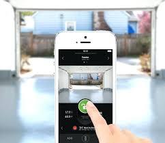 garage door opener app genie designs