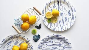 Paper Plates Go Highbrow And Feed America With Cheeky x Molly Hatch