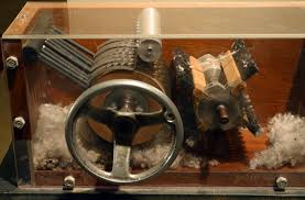 an essay that explains the effects of the cotton gin on the a cotton gin on display at the eli whitney museum