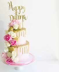Cake Design Ottawa Gold Drip Birthday Cake Ottawa Custom Cakes Wedding