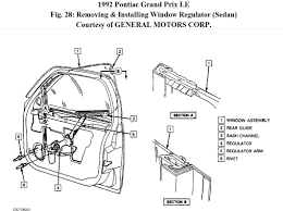 question on power window for 1992 pontiac grand prix le 3 1 attached image