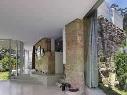 Small Picture Modern House Design Celebrating Old Stone Walls and Contemporary