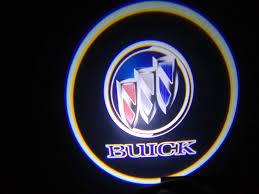 Buick Ghost Lights Amazon Com Wireless Buick Ghost Door Logo Projector Shadow