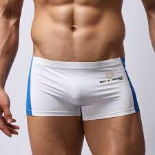 Gay male swim underwear wear