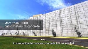CEMEX creates fire and explosion proof concrete