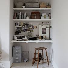 alcove home office with built in shelves shelving ideas design recessed dining alcove overlooks alcove office