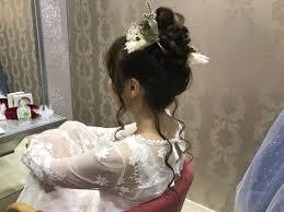 イマドキの花嫁ヘアスタイル② 山形県鶴岡市の結婚式 グランド エルサン