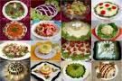 147 Вегетарианские салаты на день рождения простые и вкусные рецепты