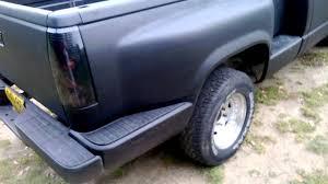 All Chevy 94 chevy stepside : chevrolet c1500 stepside 1994 - YouTube