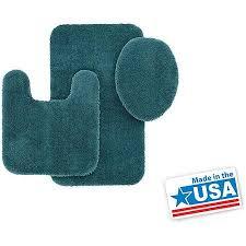 better homes and gardens extra soft 3 piece bath rug set bathroom rug sets 3 piece canada