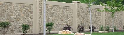 Small Picture StoneTree Concrete Fence Wall Systems Salt Lake City UT US 84123