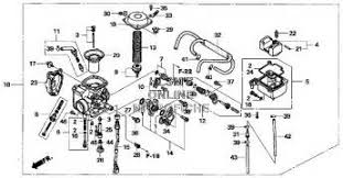 watch more like honda trx 450 carburetor schematics likewise honda trx 250 wiring diagram on 06 trx 450 wiring diagram