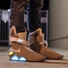 the 2016 nike mag is a limited edition shoe created by nike inc it is