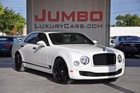 mulsanne white. 2013 bentley mulsanne 4 door with sunroofmoonroof white
