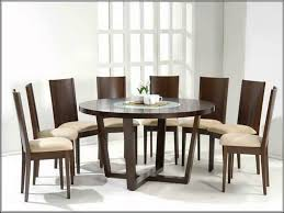 Nice Round Dining Room Table For - Round dining room furniture