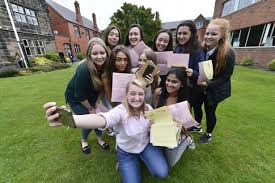 Image result for a levels results day 2017