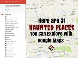 31 haunted places you can explore with