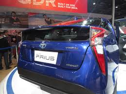 Toyota launch the fourth gen Prius and refresh the Camry Haybrid ...
