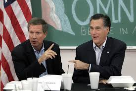 mitt romney tapes michigan robocall for john kasich com