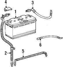 parts com® mercedes benz ground strap partnumber 1635400841 genuine factory mercedes benz oem part 2004 mercedes benz ml350 base v6 3 7 liter gas negative cable battery ground strap