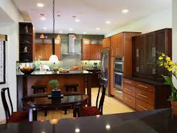 Eat In Kitchen Furniture Small Eat In Kitchen Ideas Brown Granite Countertop Square Blue