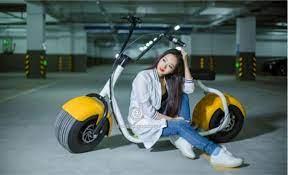 Xe điện 2 bánh to HSEM32 độc đáo thời trang cao cấp