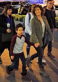 ¿podría darse nuevamente una reconciliación? Mini Marc Max El Hijo De Jennifer Lopez Y Marc Anthony Pronto Sera El Doble De